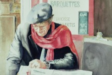 Artist, Montmartre