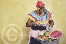 Fruit Vendor, Cartagena